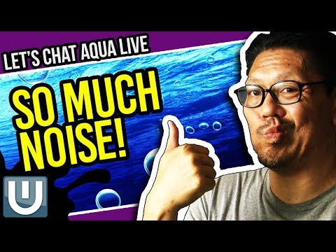 Aquarium Advice, Cut through the Noise – Let's Chat Aqua Live