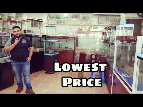 Imported Fish Tanks At Lowest Price At Fish Aquarium Home, India's Largest Pet Store