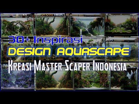 Aquascape Terbaik dari Para Master Scaper Indonesia – AJC2018