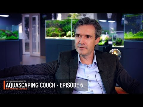 AQUASCAPING COUCH Ep. 6 – INTERVIEW WITH TROPICA CEO, LARS GREEN