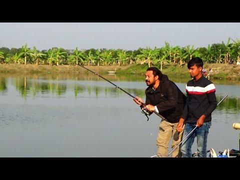 Big Catla Fishing Videos By Anondo in Dalas Pond