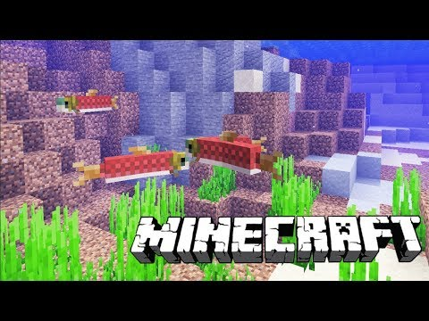 Minecraft Survie 1.14: CONSTRUCTION d'un AQUARIUM GÉANT ! – Live Primeria