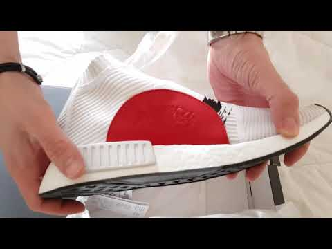 ADIDAS NMD CS1 ENSO  KOI FISH BASKETS UNBOXING.🇫🇷👟🇯🇵😄👍