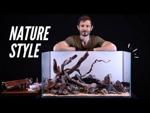 Nature Aquarium AQUASCAPE TUTORIAL – 90p Ryoboku