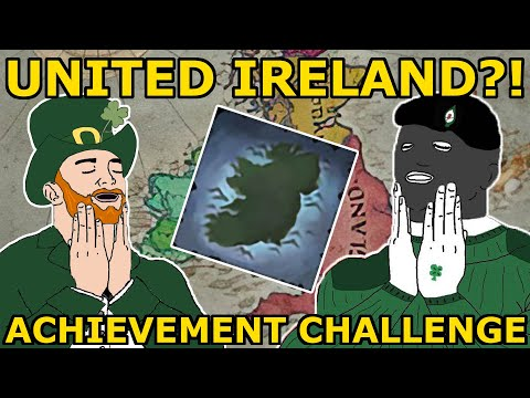 UNITING IRELAND IN LESS THAN 30 YEARS?! – CK3 EMERALD ISLE ACHIEVEMENT RUN