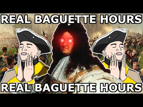Real Baguette Hours – Empire Total War
