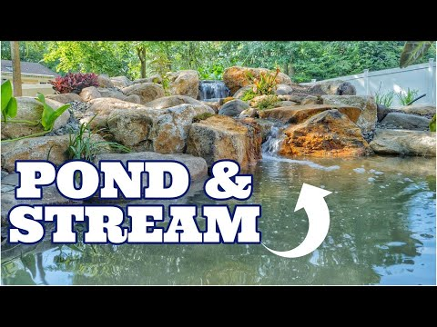 WATER GARDEN & STREAM  | Tranquility Elite Pond