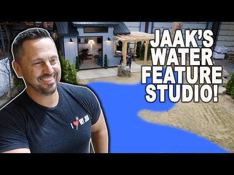 Aquascape *Water Feature* Studio: Atlantis Water Gardens – Part 1