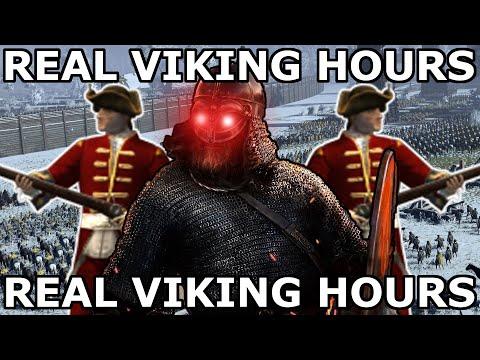 Real Viking Hours – Total War