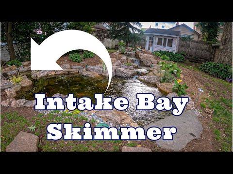POND & STREAM with Intake Bay Skimmer | Tranquility Elite