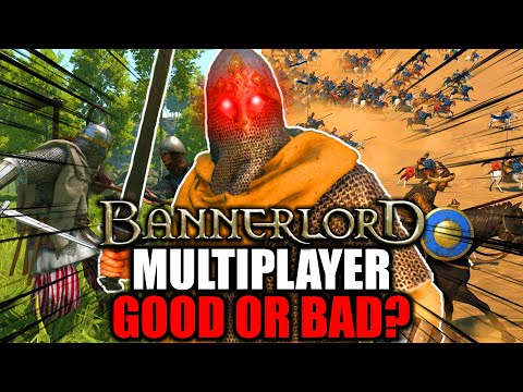 Is BANNERLORD MULTIPLAYER Worth it in 2021? – Mount & Blade 2: Bannerlord 1 YEAR Later!