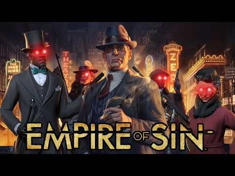 How I Became the MAFIA MASTER in Empire of Sin