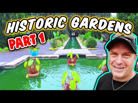 Water Features EVERYWHERE! A Walk in the Park – Part 1
